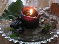 Banishment Candle